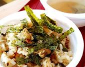 かき飯(お味噌汁付)